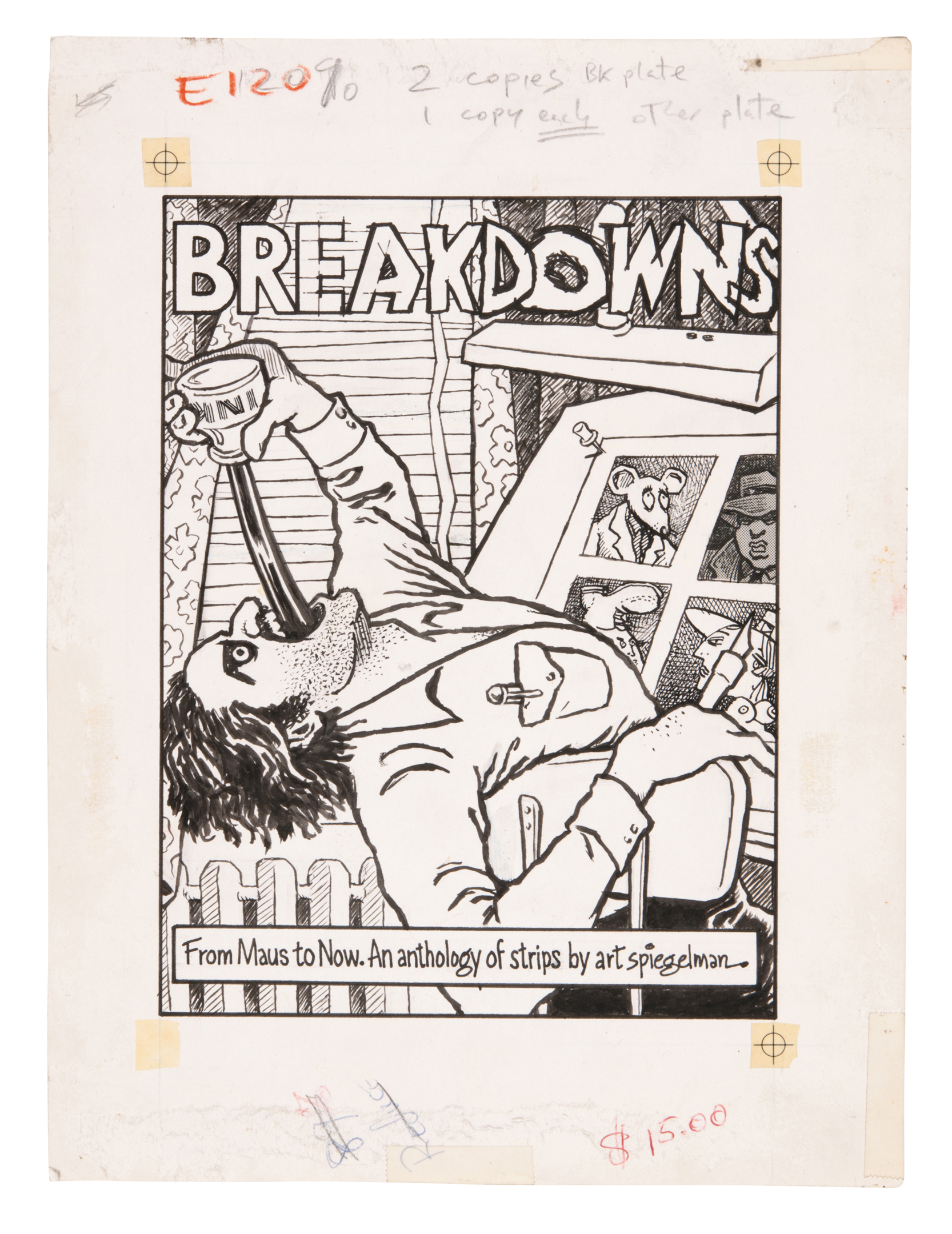 Art Speigelman- Breakdowns