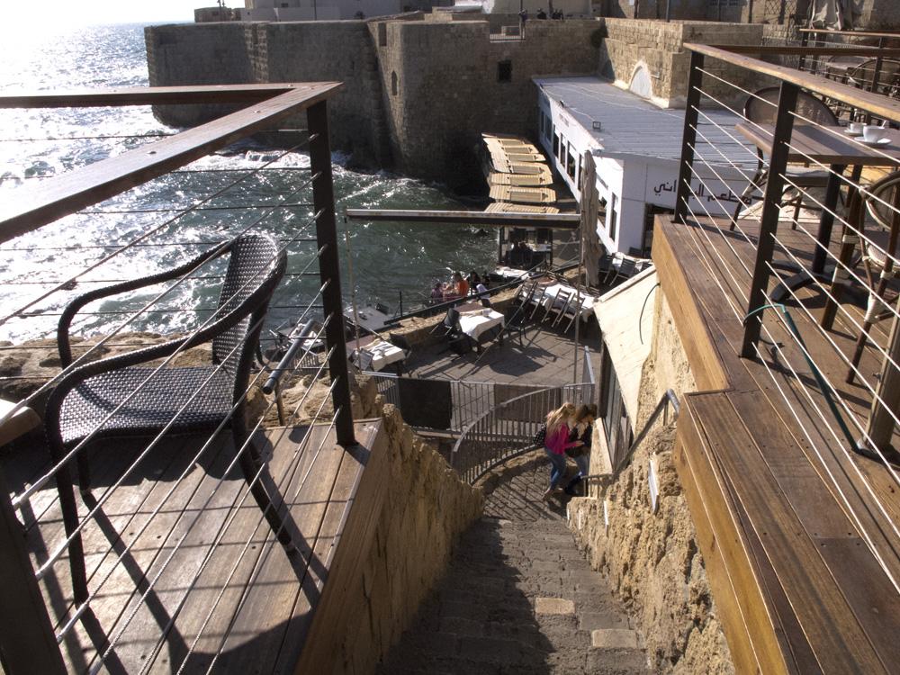 walls sea
